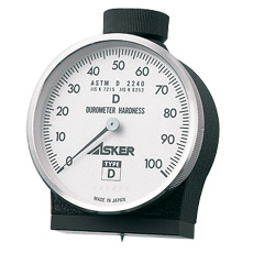 Asker橡胶硬度计D型